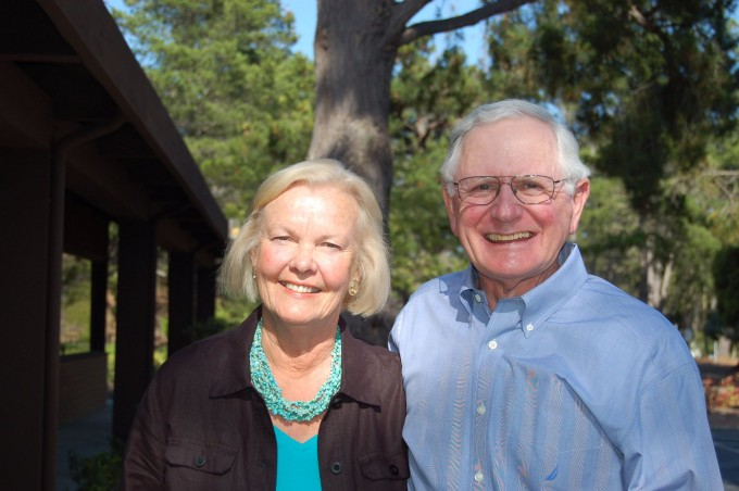Donor Advised Fund Holders Anthony and Lary Lynn Muller