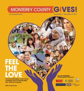 Monterey County Gives cover image