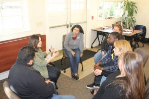 LEAD Small group discussion