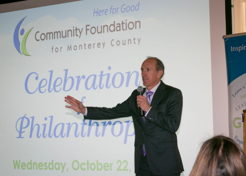 President/CEO Dan Baldwin at the 2014 Celebration of Philanthropy