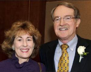 Nancy and Bill Doolittle - Legacy Gifts