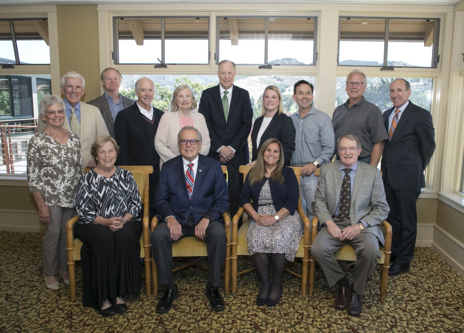 Past Board of Director Chairs
