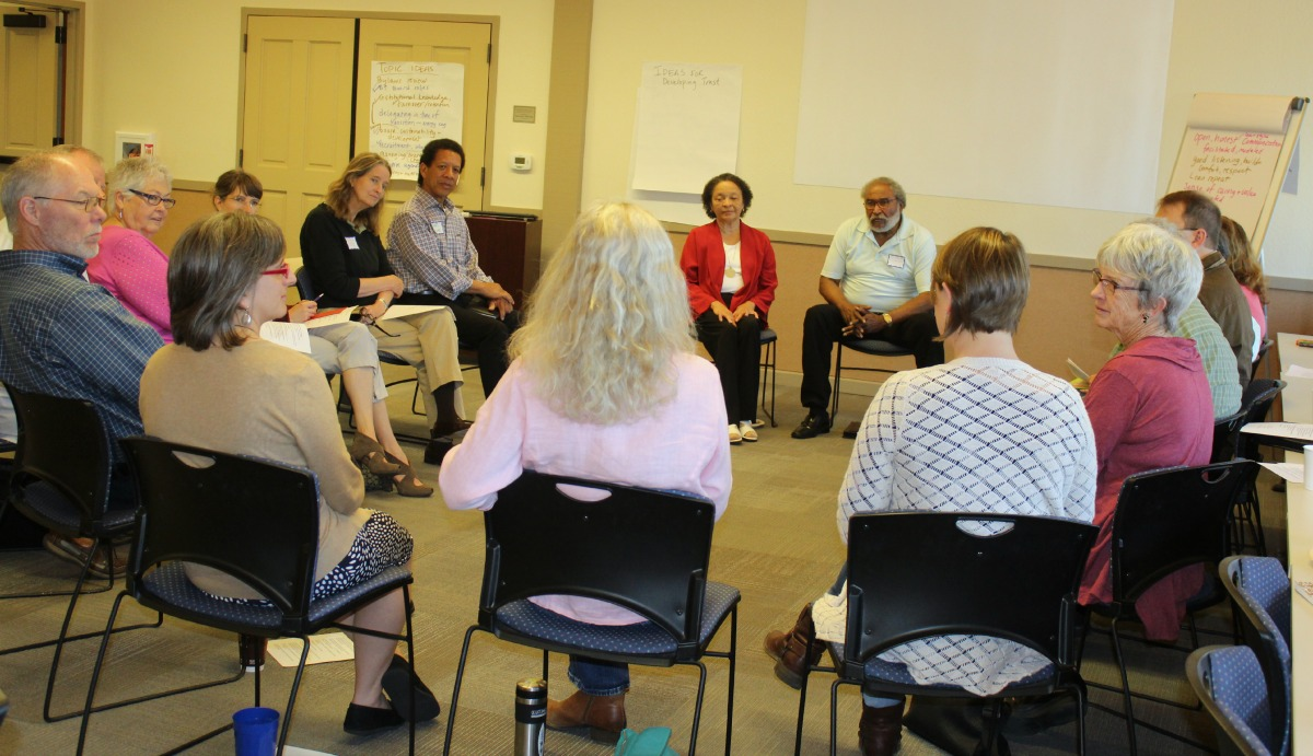 Board Officers Share Experiences in CNE Series