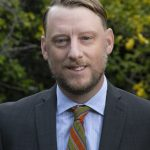 Brian Thayer, Philanthropic Services Officer