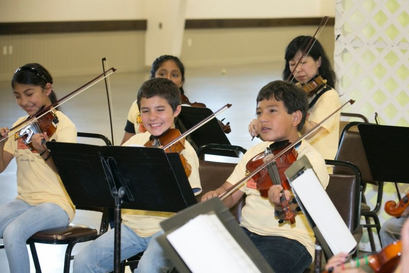 SMCF Grantee Sol Treasures Youth Orchestra