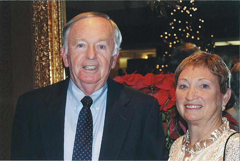 Tom and Kathy McDonald
