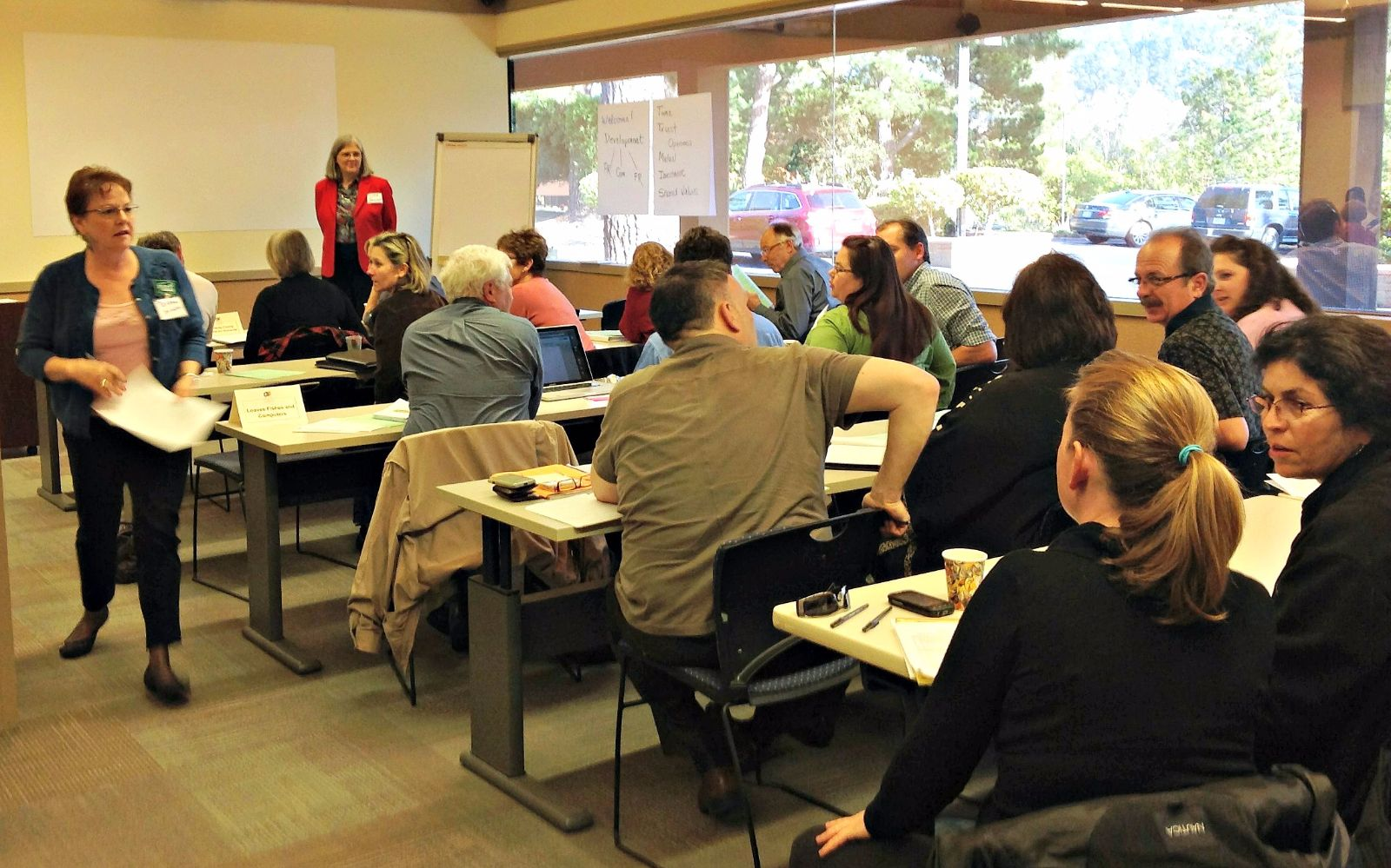 Development Training for Nonprofits – Series Begins 3/23/16