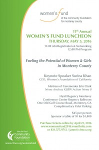 Women's Fund Invitation