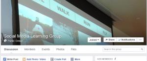 socailmedialearning group
