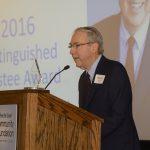 William H Tyler III CFMC 2016 Distinguished Trustee
