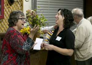 SMCF Board member and grantee