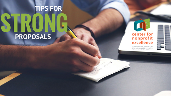 5 Tips To Organize Your Grant Proposal