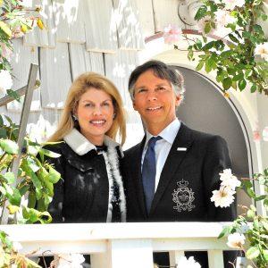 Adriana and Bill Hayward