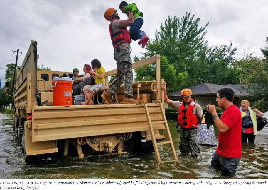 Disaster Giving & Grantmaking