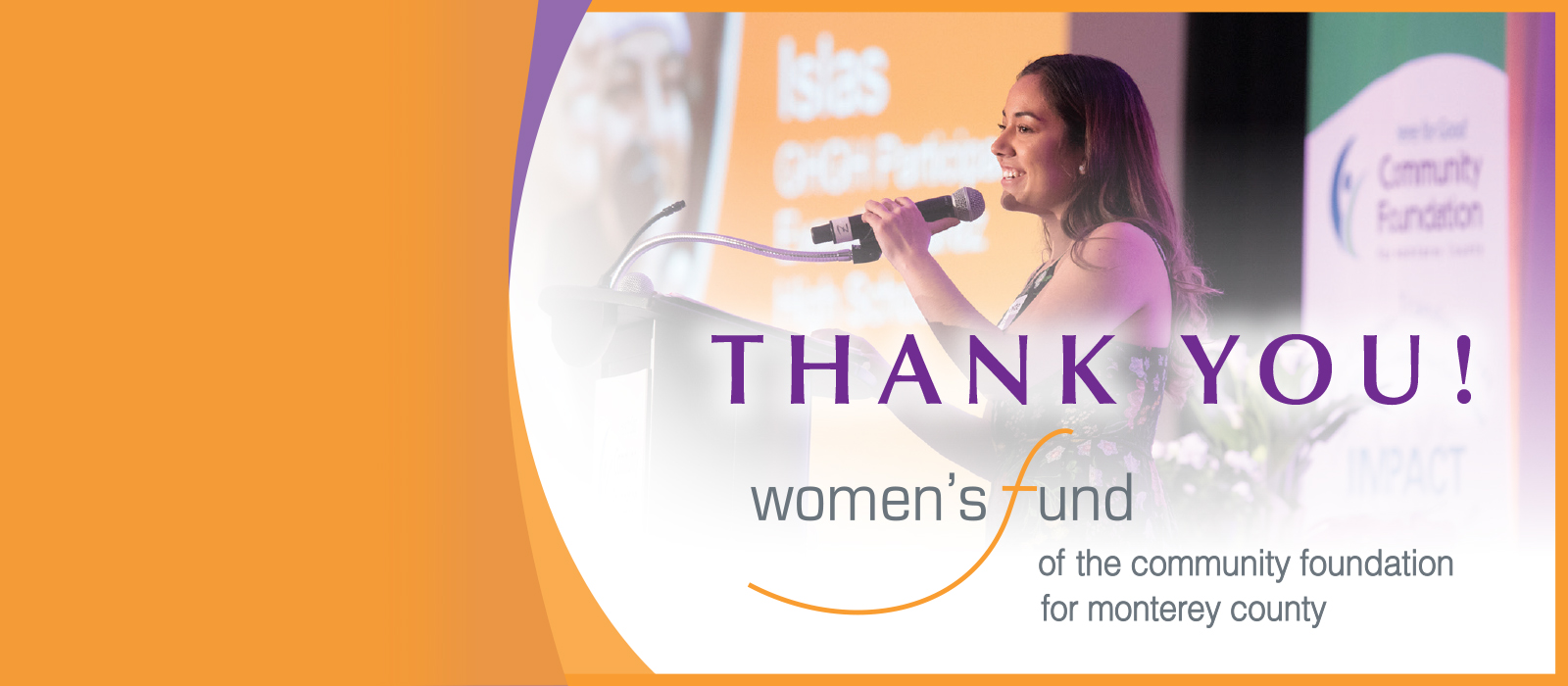 Women's Fund Thank You