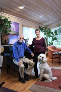 Amy Anderson and George Somero are CFMC donor advisors