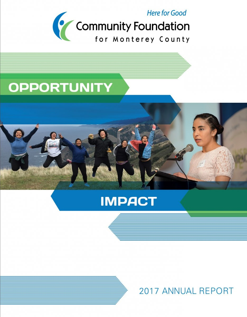 Opportunity & Impact: 2017 Annual Report