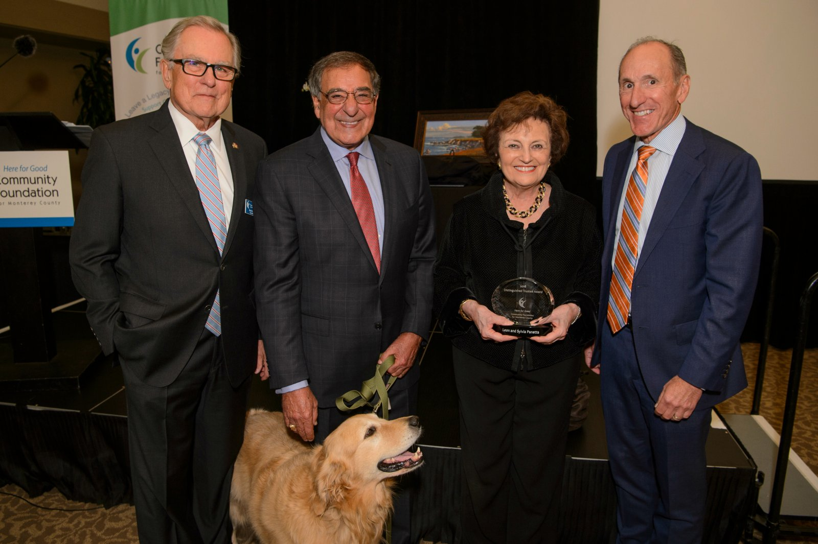 Panettas Honored at 2018 Celebration of Philanthropy