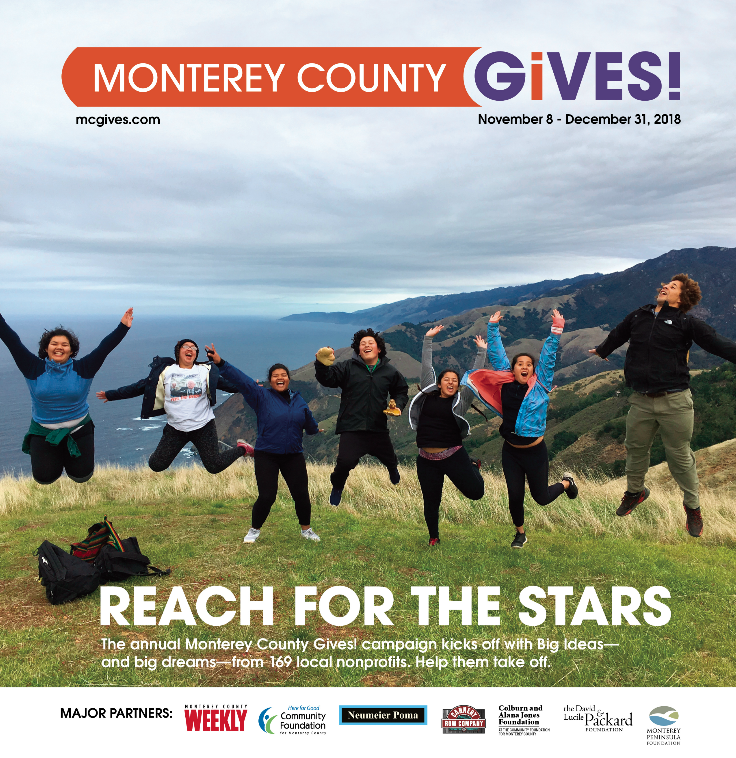 The Big Community Give – Monterey County Gives! 2018