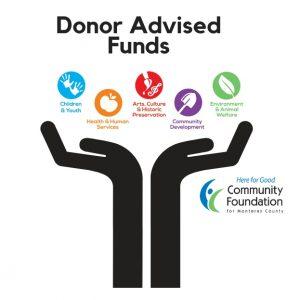 Donor Advised Fund Square