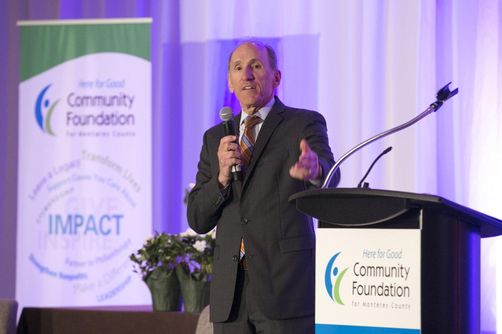 Dan Baldwin CFMC President/CEO