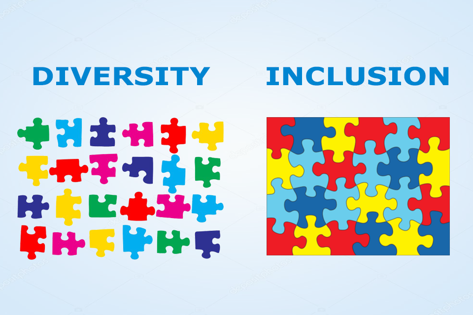 Valuing Diversity & Moving Towards Inclusion