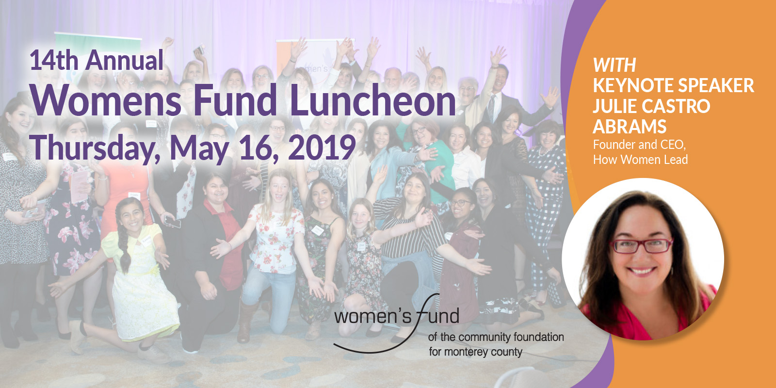 Women's Fund Lunch May 16, 2019