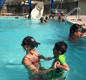 SMCF Grantee King City Swimming Lessons