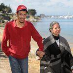 Maria Segovia and son Alberto