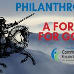 Philanthropy for good