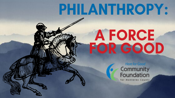 Philanthropy for good