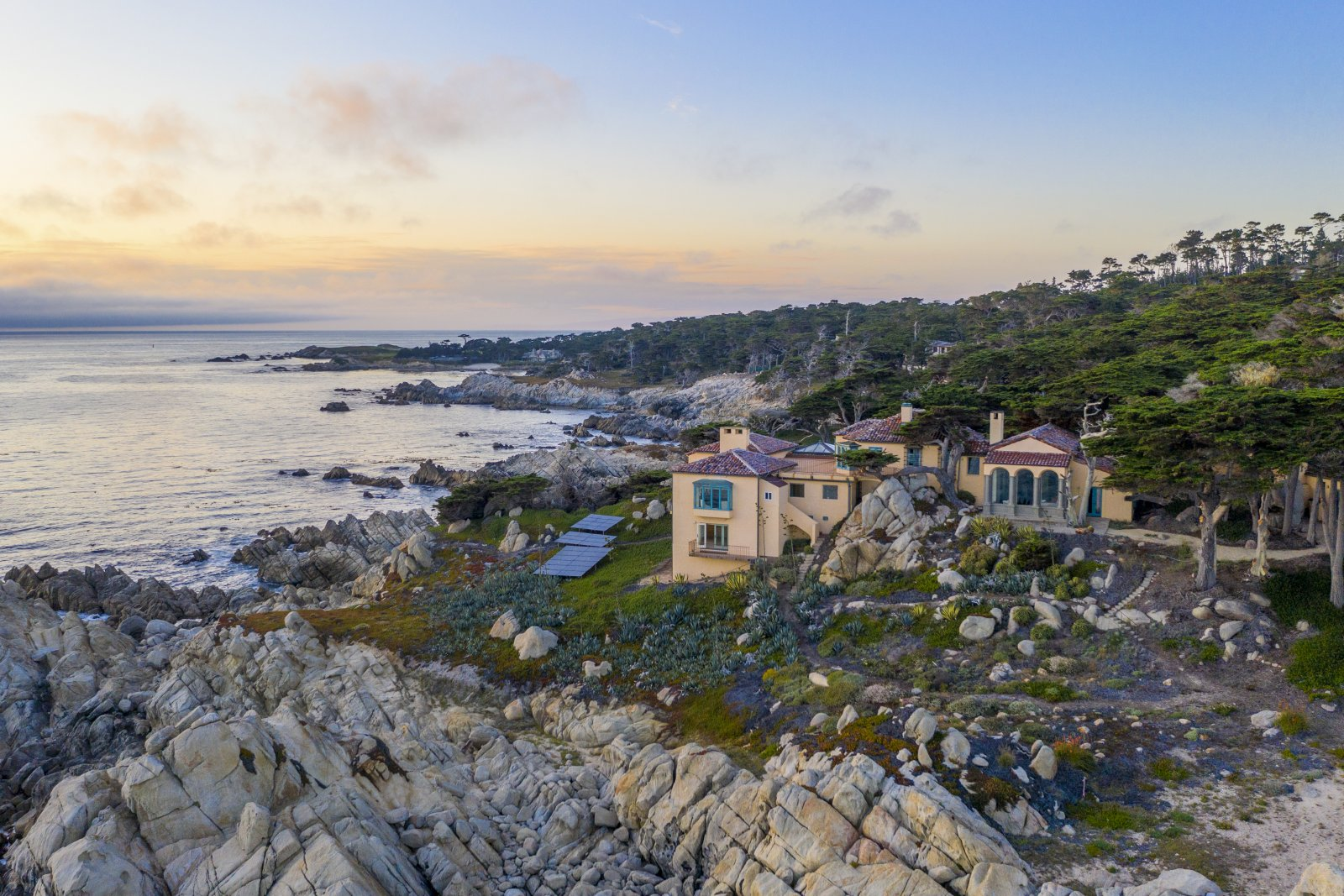 Charles de Guigné Pebble Beach Estate Gift Creates $18 Million Charitable Legacy