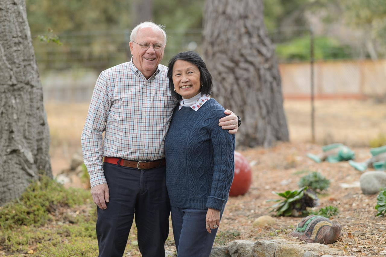 The Adventure of Giving: Michael and Gloria Ipson