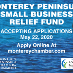 Monterey Chamber and CFMC Business Relief Fund