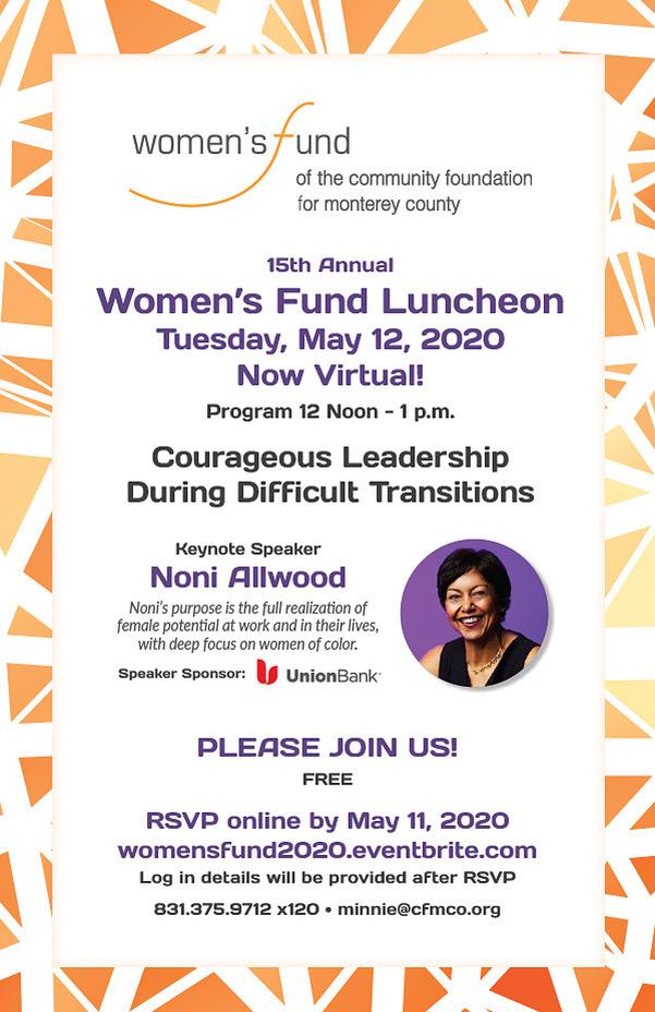 Women's Fund Invite