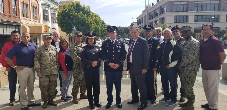 Mayor Joe Gunter Memorial Fund for the Veterans Day Parade