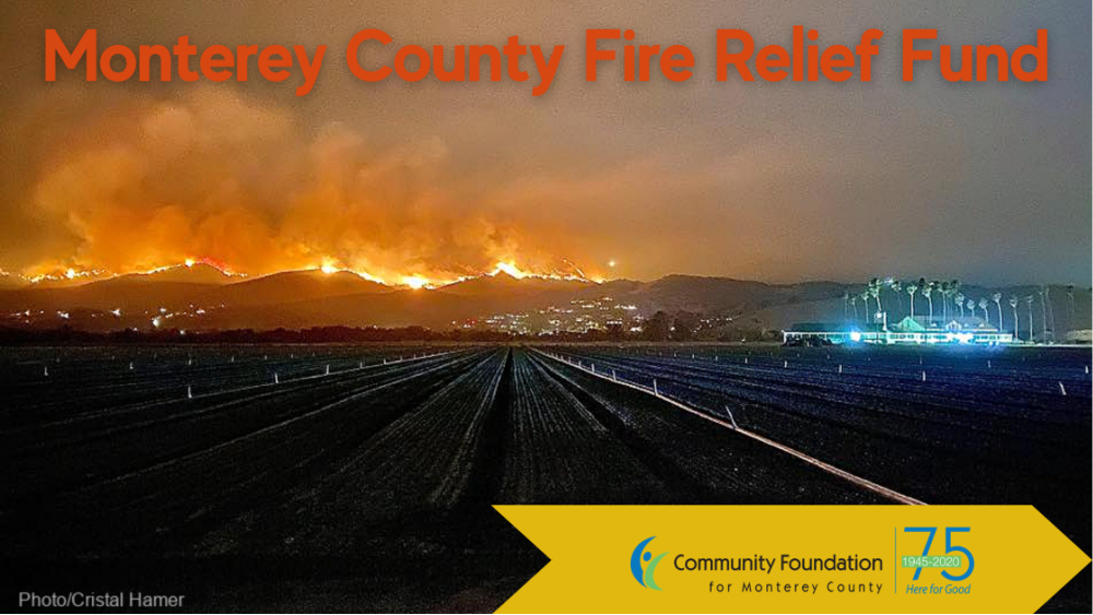 Monterey County Fire Relief Fund