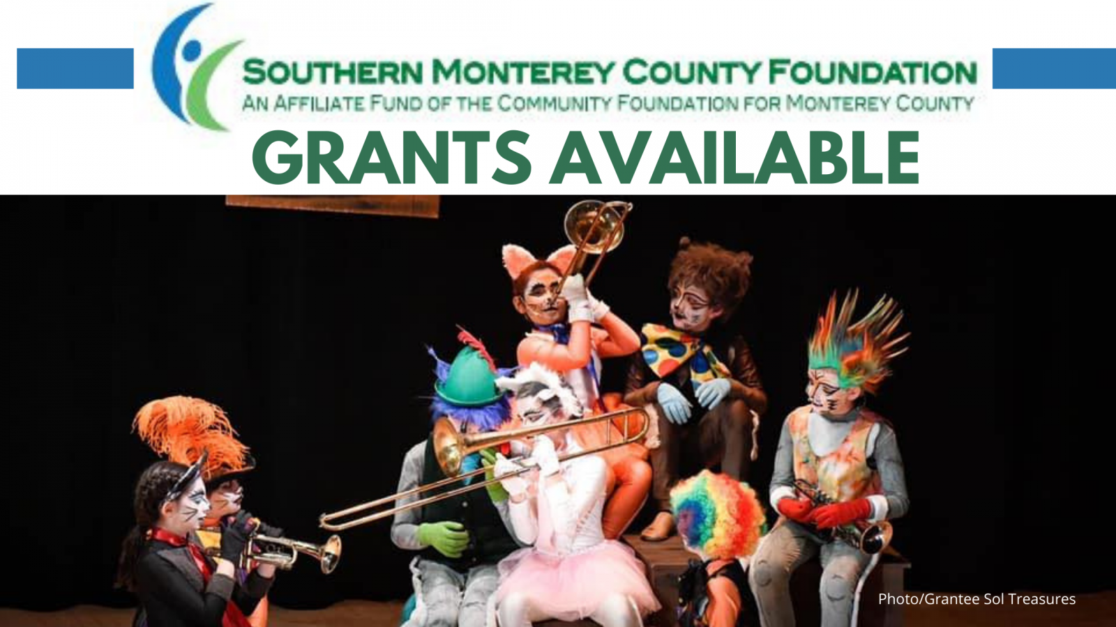 Grants Available from the Southern Monterey County Foundation