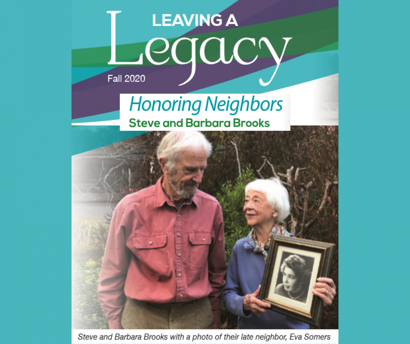 Stories of Legacy Giving