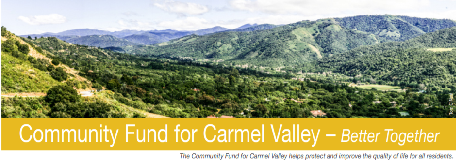 New Community Fund for Carmel Valley Creating Impact