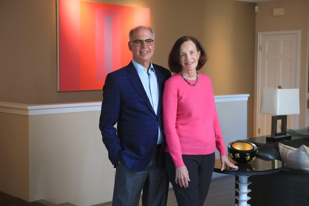 Steve & Ann Packer: Sharing Values Through Giving